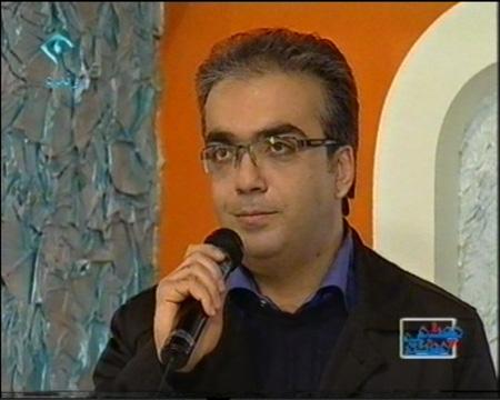 علیرضا حسیبی شبکه یک برنامه هفته به هفته  مسعود روشن پژوه